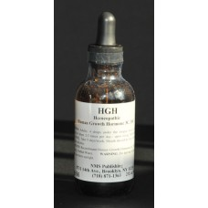 HOMEOPATHIC HGH Youth Restorer